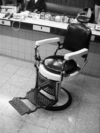 Cadira barber