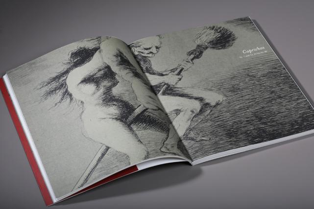 Der Schaft der Vernunft Francisco de Goya
