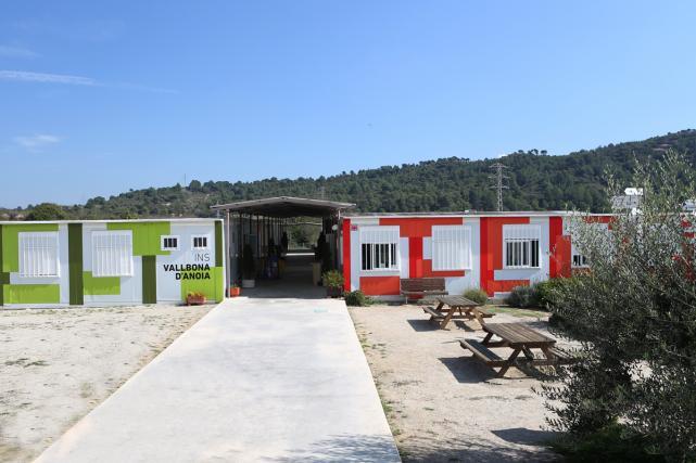 Centre Educatiu INS Vallbona d'Anoia
