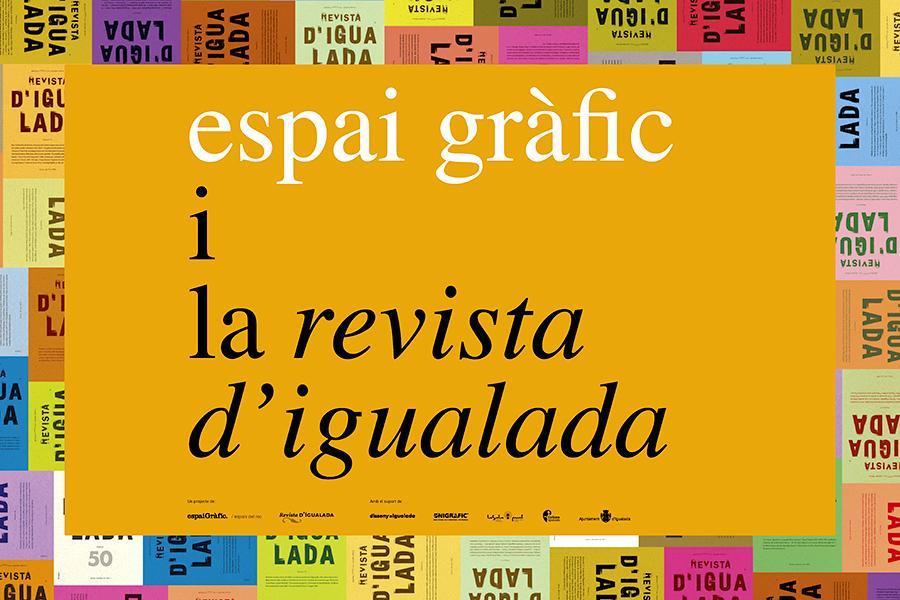 Espai Gràfic i la Revista d'Igualada
