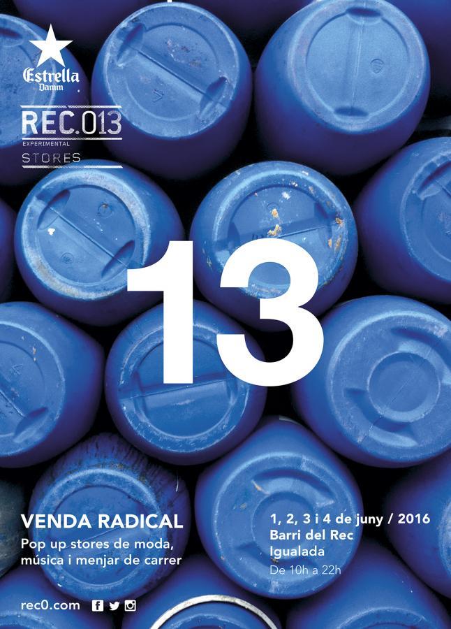 REC.013 Cartell juny 2016