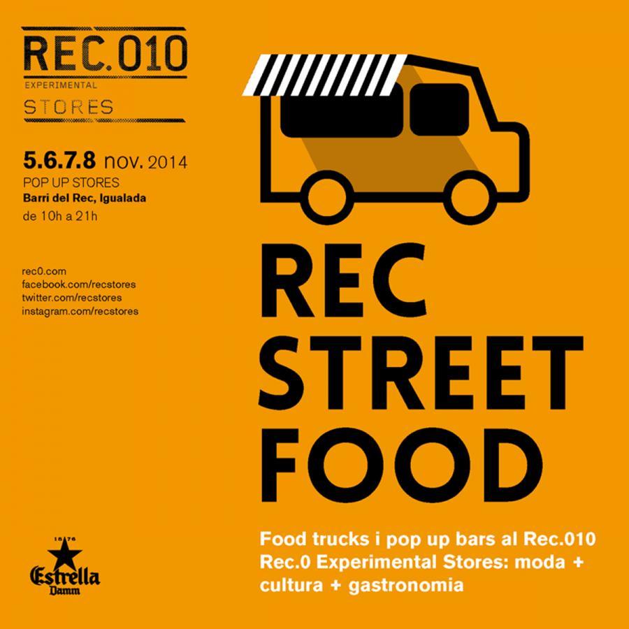 Rec Street Food / Rec.010