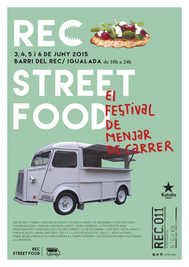 Rec Street Food / Rec.011