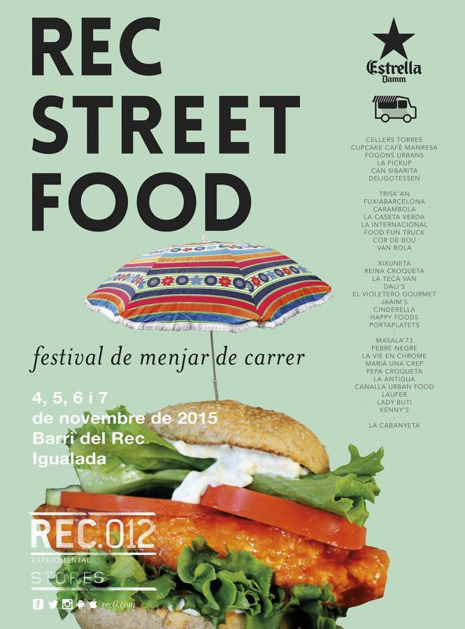 Rec Street Food / Rec.012
