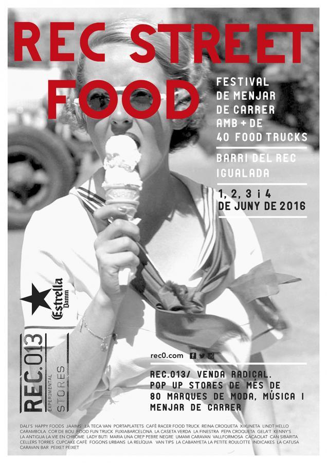 Rec Street Food / Rec.013