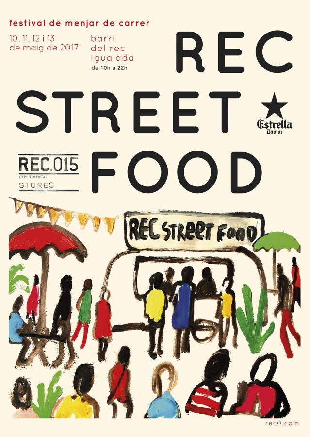 Cartell Rec Street Food / REC.015
