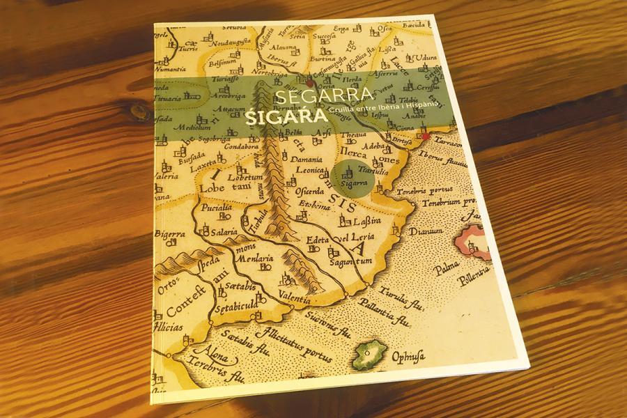 Sigarra Segarra. Cruïlla entre Ibèria i Hispània