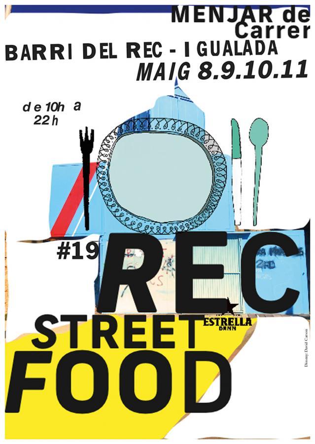 Cartell Rec Street Food / REC.019