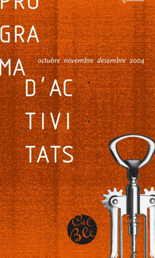 Octubre, novembre i desembre 2004