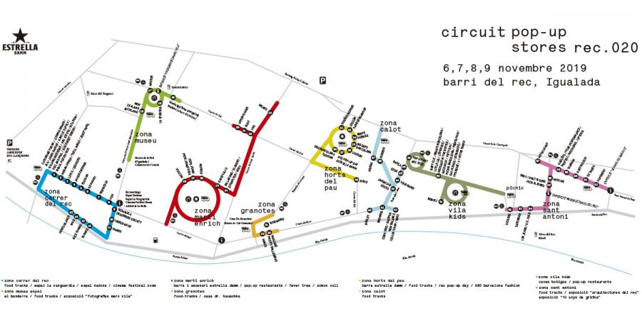 Plànol circuit Rec.020