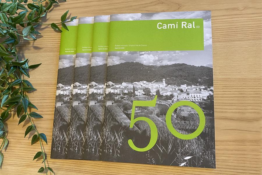 Camí Ral 50 / Ajuntament de Copons