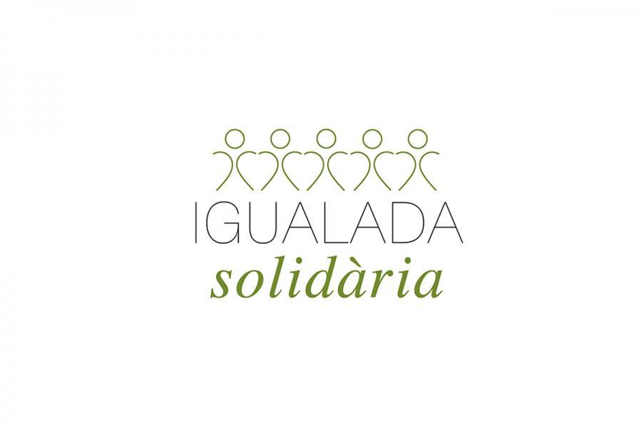 Logotip Igualada Solidària