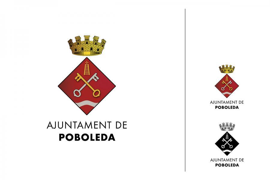 Escut Ajuntament de Poboleda