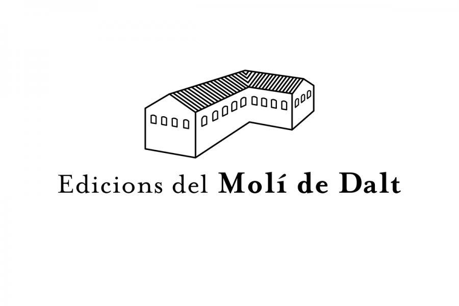 Logotip Edicions del Molí de Dalt