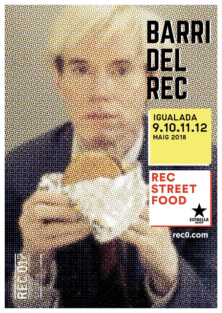 Cartell Rec Street Food/Rec.017